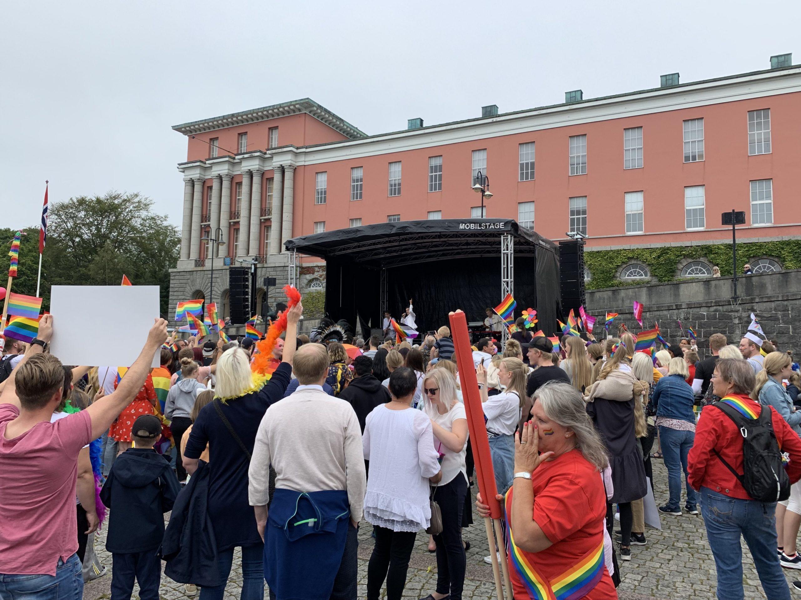 Event pride Haugesund
