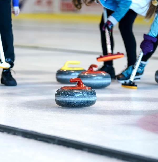 Curling som teambuilding