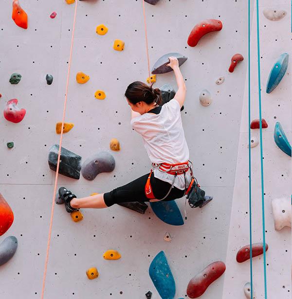 Teambuilding på klatresenter