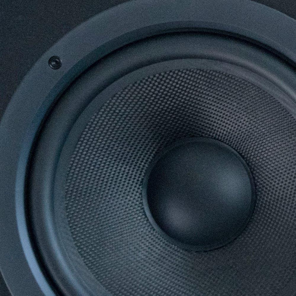 Lydutstyr høyttaler